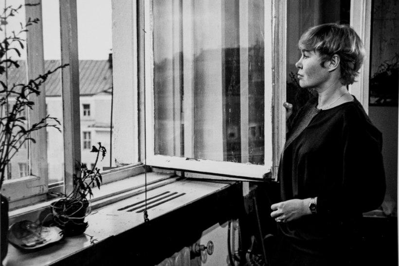 Viivi Luik: kirjutan seepärast, et olen kirjutamiseks loodud – nii nagu auto on loodud sõitmiseks ja kirves on loodud raiumiseks