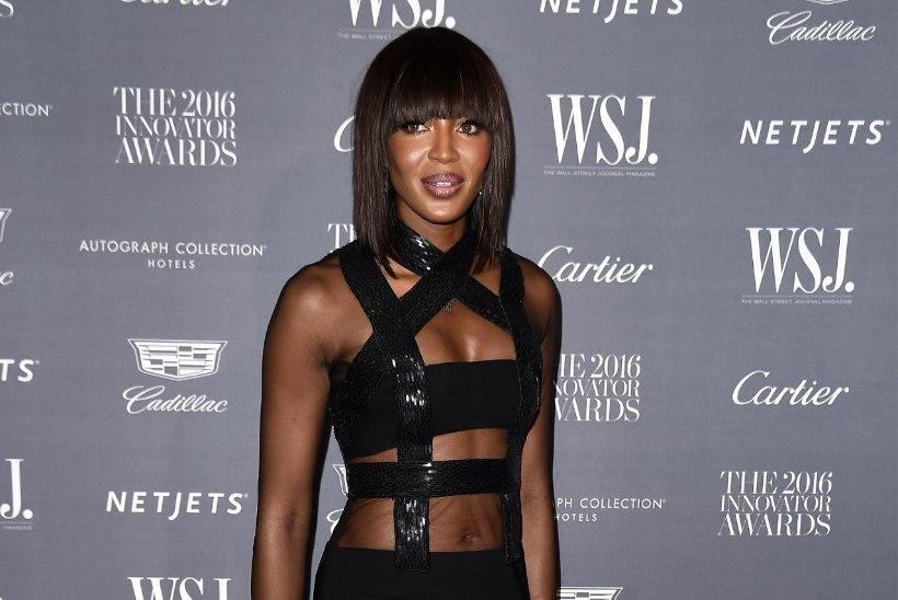 EROOTILISES PESUS: fotod, millel sa ei tunne 46-aastast Naomi Campbelli ära!