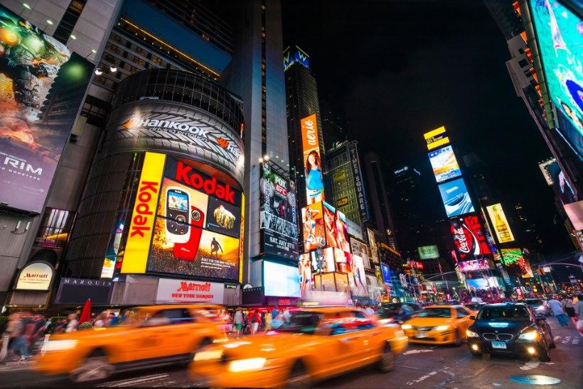 SÄÄSTLIKULT NEW YORKI: poseeri Vabadussamba taustal, kuid põika ka naaberlinnadesse