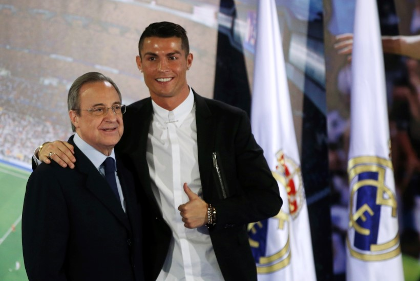 FOTO | Ronaldo lepingupikendus jätab superstaari veel paljudeks aastateks Madridi, mees ise tahab mängida 41 eluaastani!