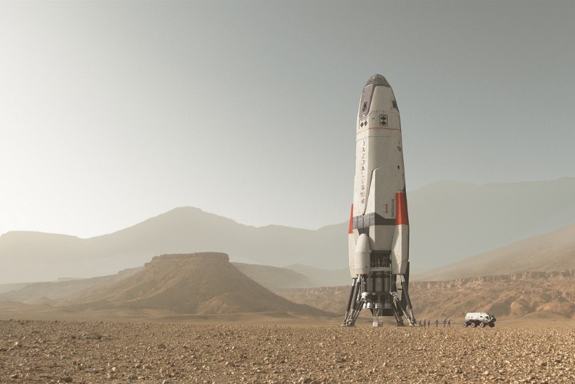 National Geographic esitleb eksklusiivset telesarja esimesest mehitatud missioonist Marsile