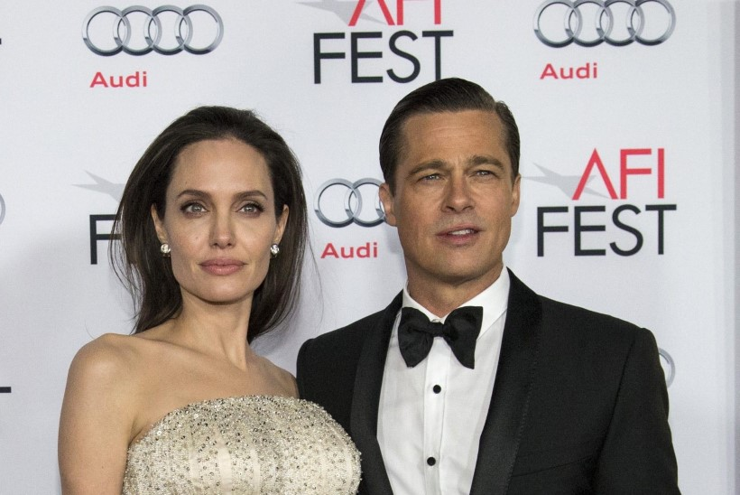Brad Pitt tahab lapsi jagada