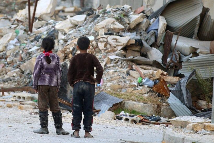 """Süüria president: """"Magan hästi, teades, et iga päev tapetakse Süürias lapsi"""""""