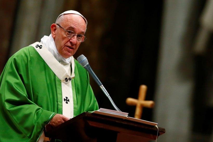Paavst Franciscus kutsus riigipäid üles surmanuhtlusest loobuma