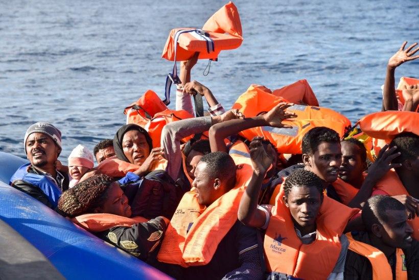Salateenistuse legend soovitab Euroopal piirid sulgeda ja põgenikud tagasi saata