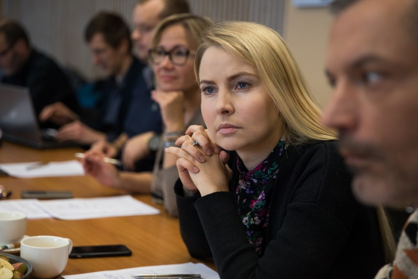 Piret Järvis: umbes 13 lugu said Eesti Laulu poolfinaali kohe paika, teiste eest tuli võidelda