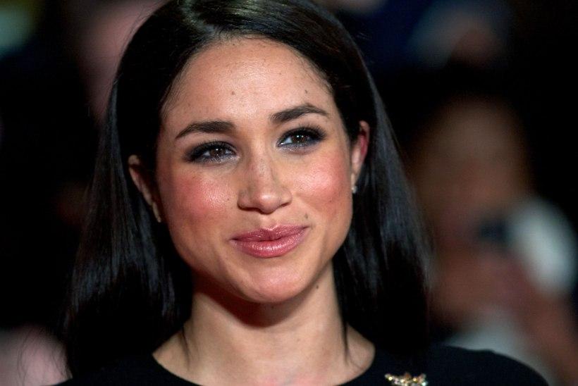 Prints Harry tüdruksõber on sattunud rassistliku viha alla