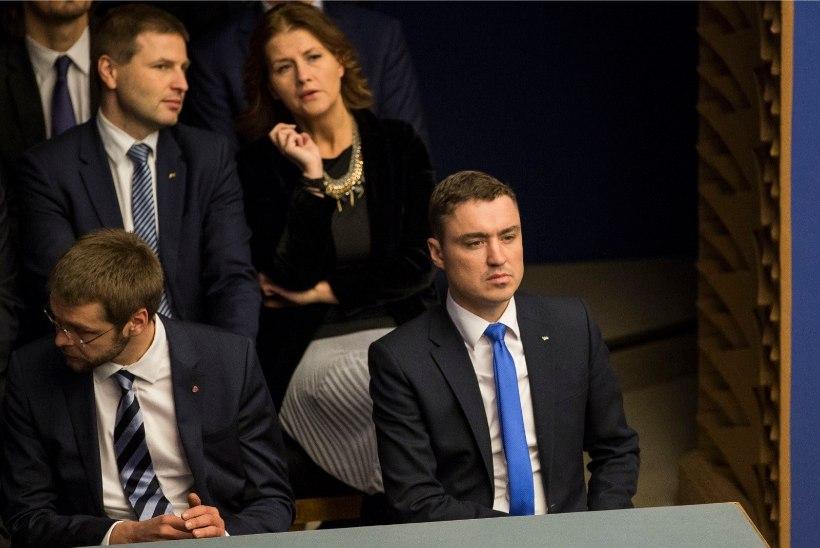 MÜSTEERIUM: mis seisis SMS-is, millega lõppes Ossinovski ja Rõivase koostöö?