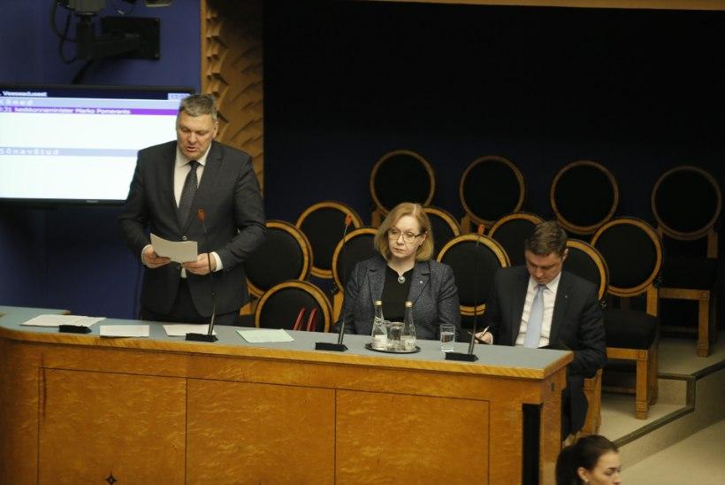 OTSEBLOGI JA FOTOD | Ossinovski pani juba paika: Jürist saab peaminister