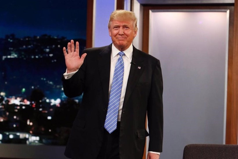 Donald Trump on koomiline ristand meie Savisaarest ja Helmedest