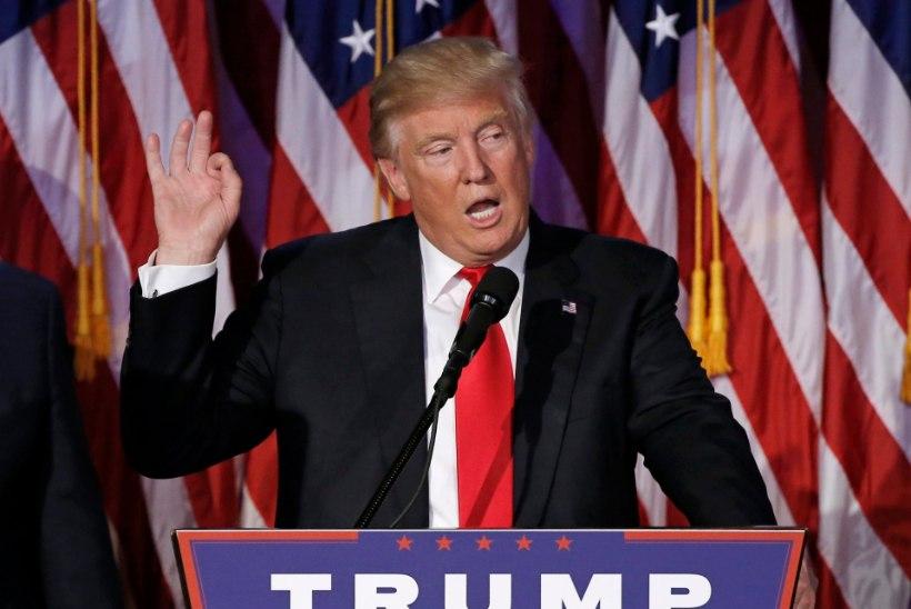 10 asja, millesse Trump usub