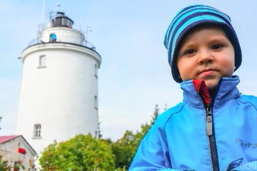 TV3 VIDEO | EESTI NOORIM TEADLANE! Saage tuttavaks imearmsa 3-aastase tuletorniteadlasega