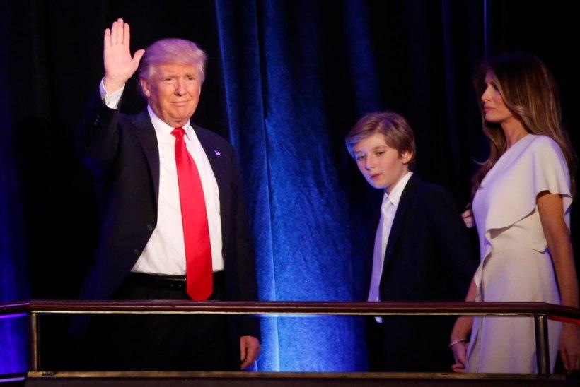 Trumpi triumf