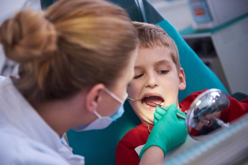Trauma tagajärjel ära tulnud hammas nõuab kiiret tegutsemist
