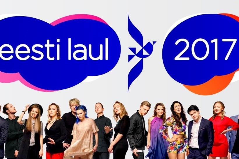 Eesti Laulu poolfinaalistide lood avalikustatakse veebisaadetes