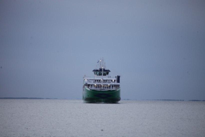 FOTOD JA VIDEOD | Leiger jõudis Rohuküla sadamasse