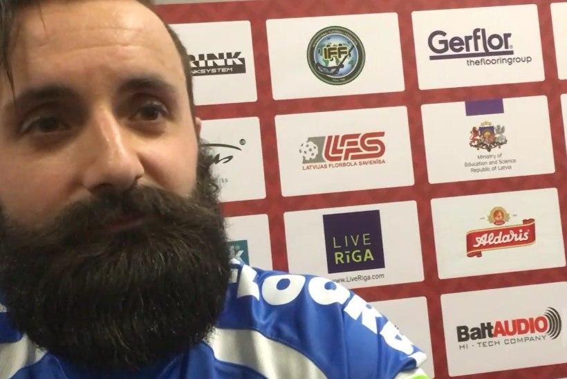 ÕHTULEHE VIDEO | Roman Pass: lisaaja eel oli tunne, et tuleb võit ära...