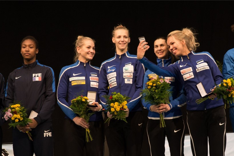 Ükski Eesti naisvehkleja ei jõudnud MK-etapil 16 parema hulka
