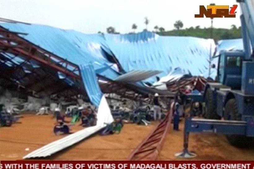 Nigeerias sai kirikuvaringus surma vähemalt 160 inimest