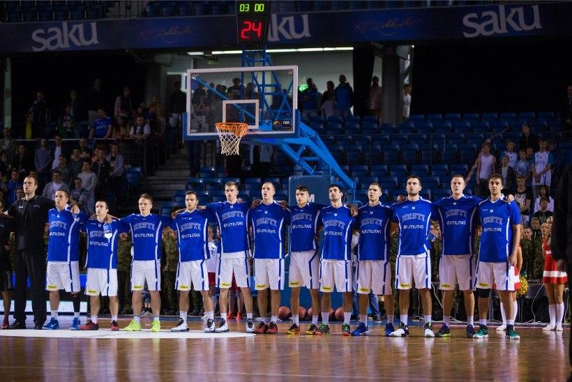 Ville Arike | Milliseks kujuneb suvel Eesti korvpallikoondise löögijõud?