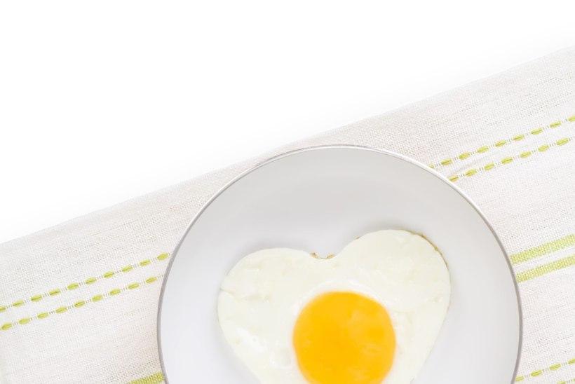 Söö rohkem MUNE, et kaalu kaotada ja tervislikum olla