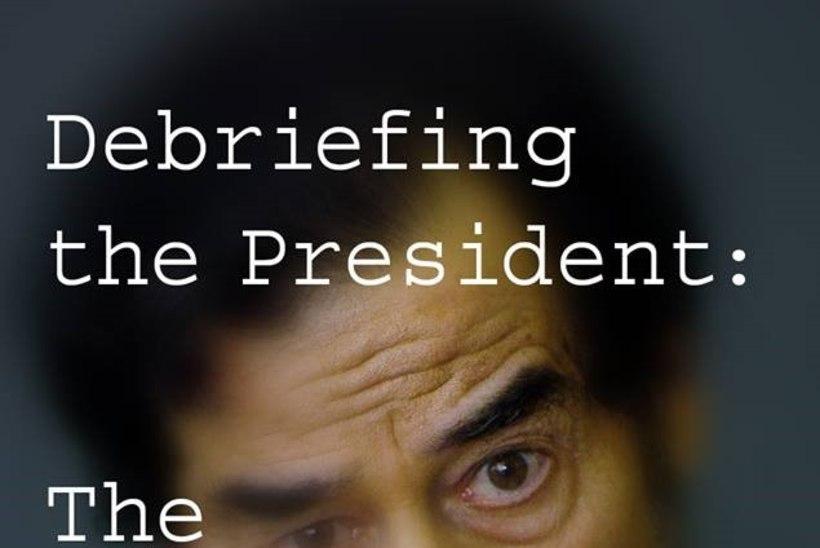 CIA uurija: Saddam Hussein kirjutas novelle ega huvitunud Iraagis toimuvast