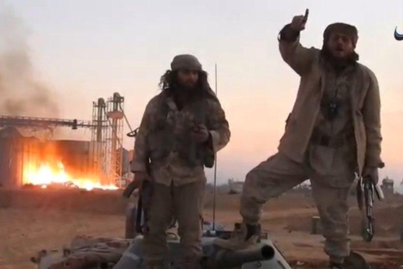 ISIS vallutas taas Palmyra