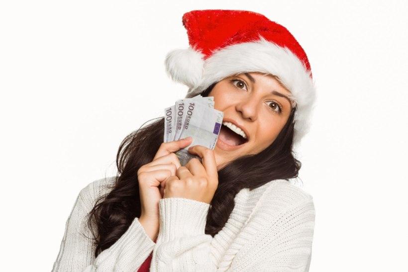 Seitse nippi, kuidas jõulude ajal raha säästa