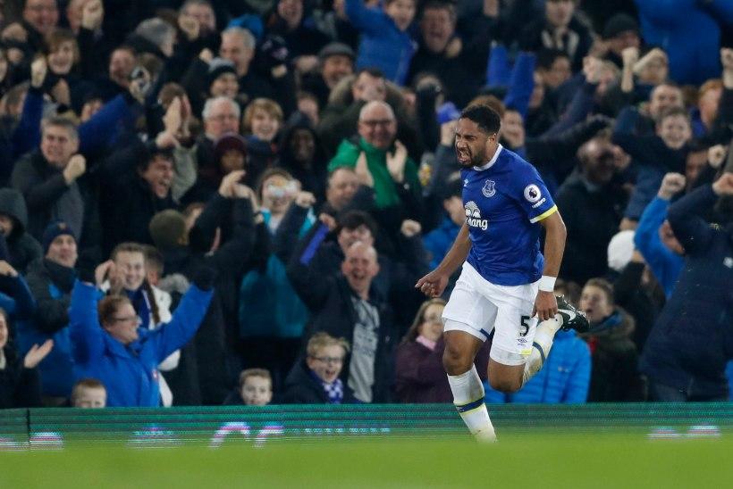 GALERII   Londoni Arsenal kaotas eduseisust Evertonile, mis sobib Liverpoolile