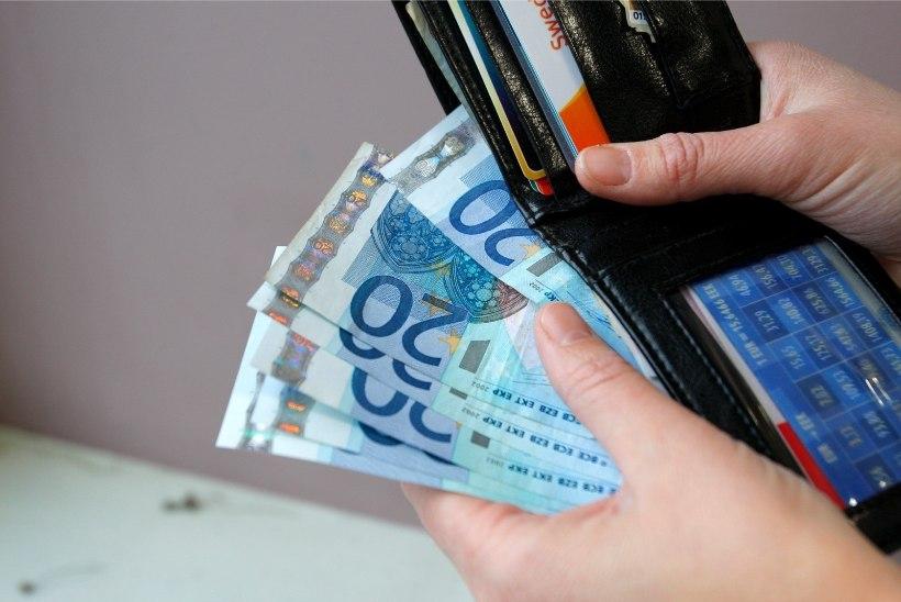 Eesti Pank toob tagasi maa peale: palgaralli lõppeb ja hinnad tõusevad