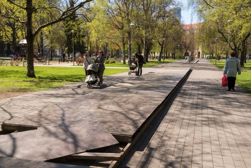 Esimesele eestlasest Tallinna linnapeale rajatakse mälestusmärk