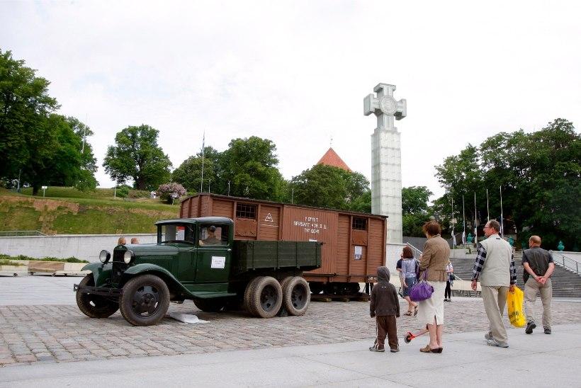 Küsimus | Kas kriminaliseerida Eestis küüditamise eitamine?