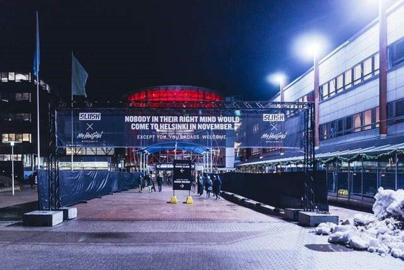 """Kes novembris Helsingit külastab, on """"badass""""!"""