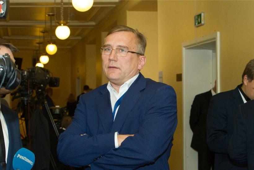 Europarlament toetas Partsi nimetamist Euroopa kontrollikoja liikmeks