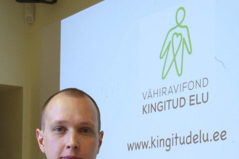 Vähiravifond Kingitud Elu valib uut juhti