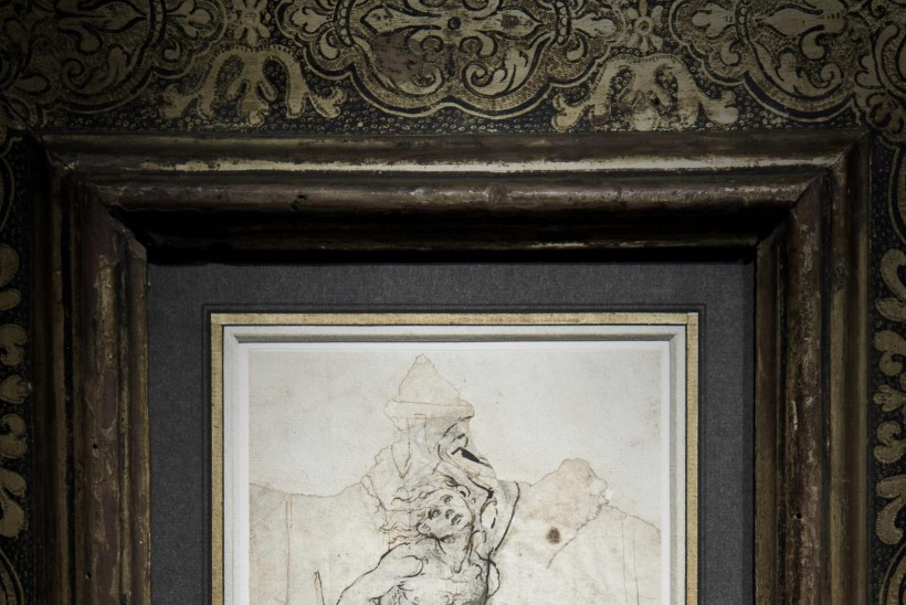 Avastati Leonardo da Vinci visand, oksjoni alghind on 15,8 miljonit dollarit