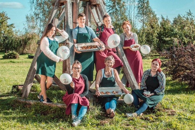 FOTOD JA VIDEO | Eesti parim koolikokk selgub peagi – saa tuttavaks: Parksepa keskkooli Sveta