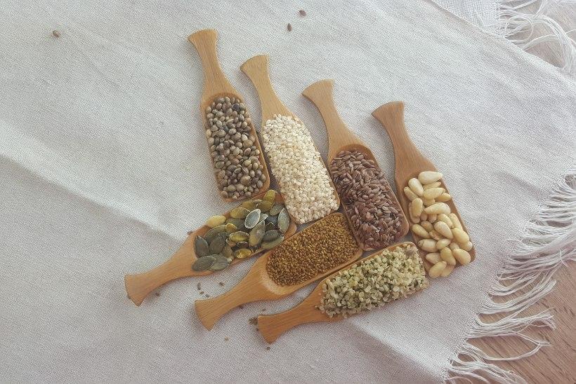 Seemned annavad elujõudu!