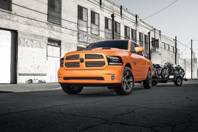 Fiat-Chrysler kutsub tagasi Ram 1500 pikapid. Ja pange tähele, keegi ei reageeri!