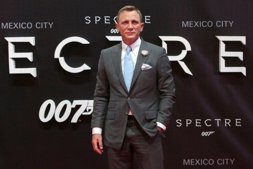Daniel Craig jätkab siiski Bondina?