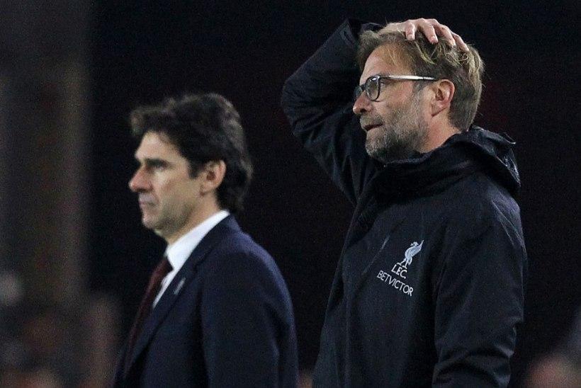 Jürgen Klopp: esitasime tõeliselt hea partii, olen õnnelik!