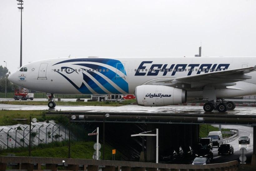 IKKAGI TERRORIAKT? Egiptuse eksperdid leidsid lennukatastroofi ohvrilt lõhkeaine jälgi