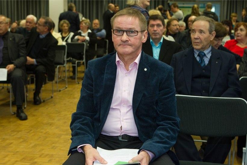 Jaak Aab: komisjoni otsust kaasata Keskerakond Savisaare keelatud annetuse tagasisaamise menetlusse on raske kommenteerida