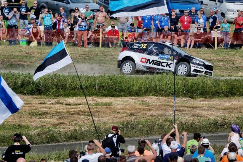Ring sai täis: Tänaku toetuseks auto müünud Gross saab endale ralliässa tänavuse WRC-masina