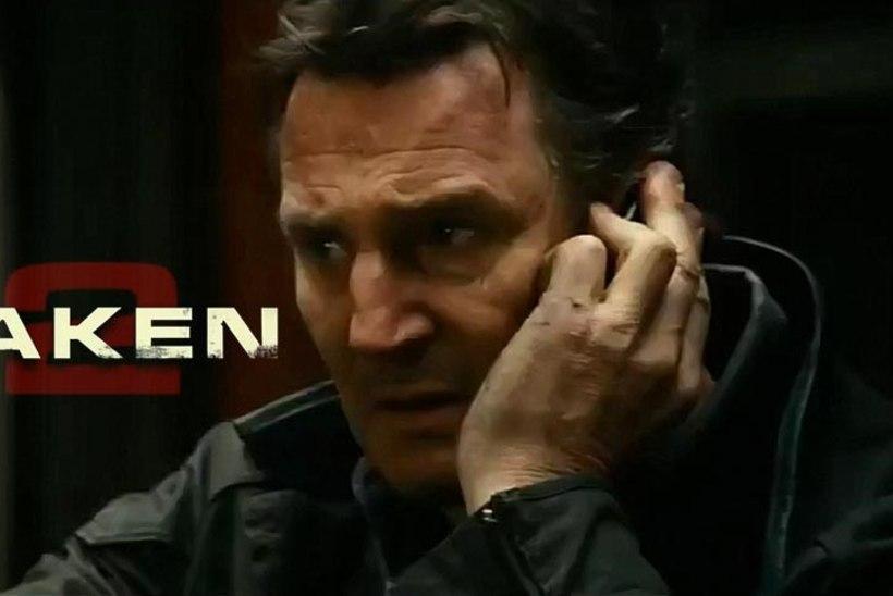 """ASI KINDEL   Rohkem filmile """"Röövitud"""" järge ei tule"""