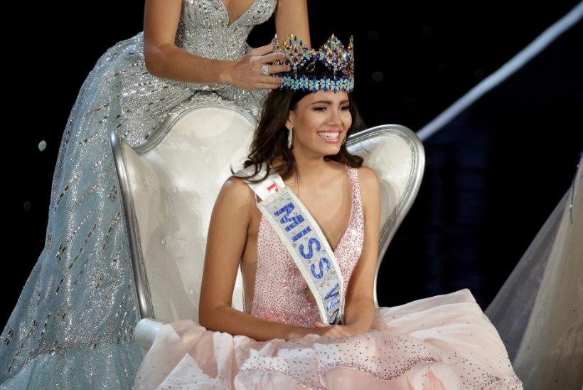Miss Maailmaks valiti 176-sentimeetrine supertalent