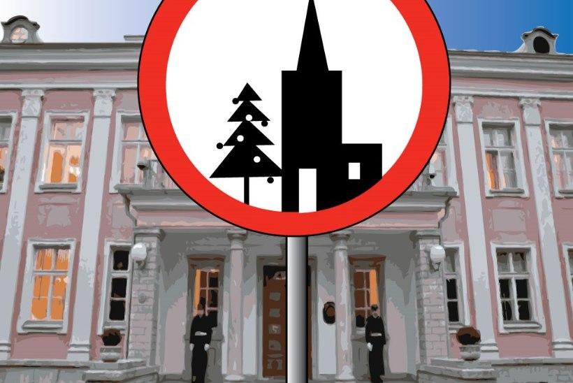 Juhtkiri   President ei ole peapiiskopi alluv