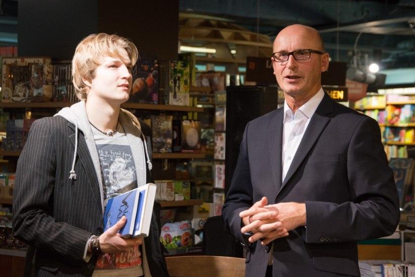 """GALERII   Viktor Siilats esitles reisiraamatut """"Paadiga Euroopasse"""""""