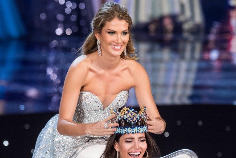 Miss Maailmaks valiti supertalent