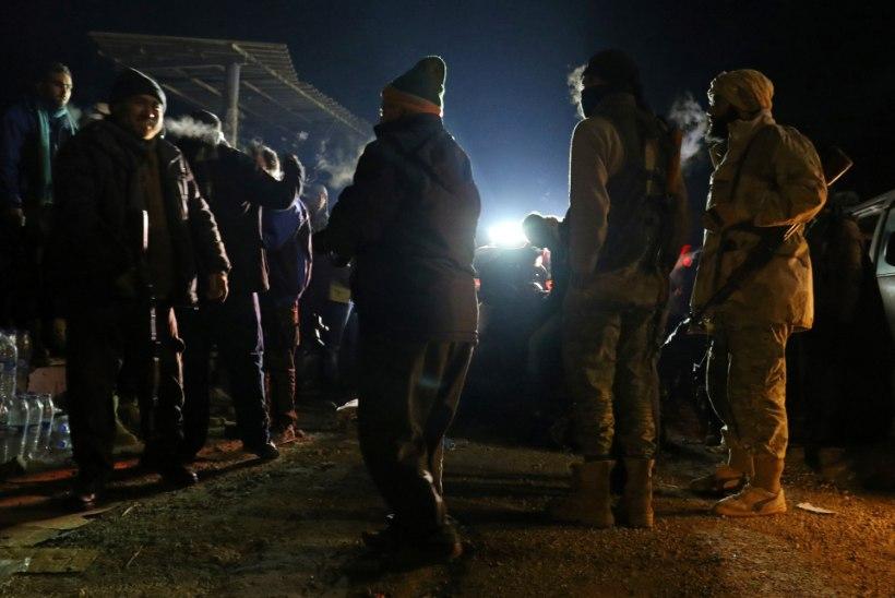 Elanike evakueerimine Ida-Aleppost jätkub. Lahkujate hulgas on ka 7aastane Bana Alabed